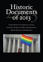 Historic Documents of 2013