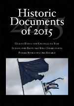 Logo of Historic Documents of 2015