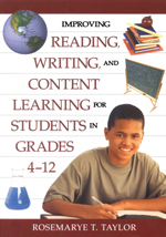 Improving Reading, Writing, and Content Learning for Students in Grades 4–12