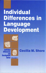 Individual Differences in Language Development