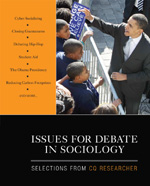 Issues for Debate in Sociology: Selections from CQ Researcher