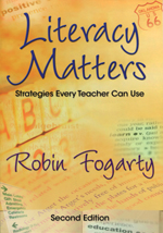 Literacy Matters: Strategies Every Teacher Can Use