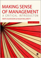 Making Sense of Management: A Critical Introducton