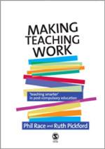 Making Teaching Work: 'Teaching Smarter' in Post-Compulsory Education