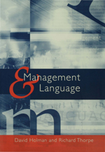 Management and Language: The Manager as a Practical Author