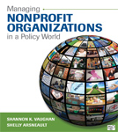 Managing Nonprofit Organizations in a Policy World