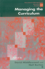Managing the Curriculum