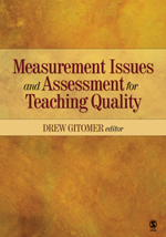 """Measurement Issues <span class=""""hi-italic"""">and</span> Assessment <span class=""""hi-italic"""">for</span> Teaching Quality"""