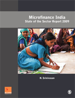 Logo of Microfinance India: State of the Sector Report 2009