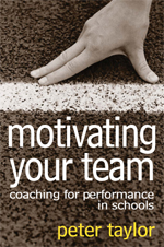 Motivating Your Team: Coaching for Performance in Schools