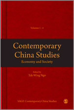 Contemporary China Studies – Economy and Society