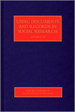 Using Documents and Records in Social Research