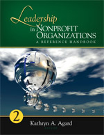 Leadership in Nonprofit Organizations: A Reference Handbook