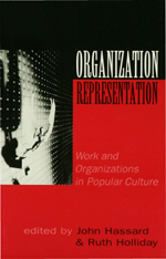 Organization–Representation: Work and Organization in Popular Culture