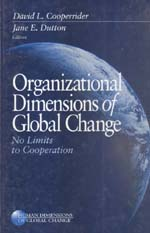 """Organizational Dimensions <span class=""""hi-italic"""">of</span> Global Change: No Limits to Cooperation"""