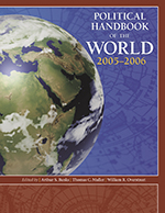 Political Handbook of the World 2005-2006