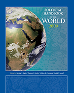 Political Handbook of the World 2009