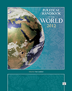 Political Handbook of the World 2012