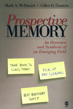 """<span class=""""hi-italic"""">Prospective</span> Memory: An Overview and Synthesis of an Emerging Field"""