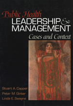 "<span class=""hi-italic"">Public Health</span> Leadership &amp; Management: Cases and Context"