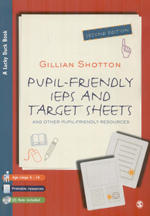 Pupil Friendly Individual Education Plans and Target Sheets: And other Pupil Friendly Resources