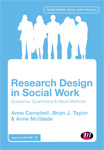 Research Design in Social Work: Qualitative, Quantitative & Mixed Methods