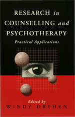 Research in Counselling and Psychotherapy: Practical Applications
