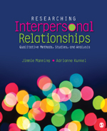 Researching Interpersonal Relationships: Qualitative Methods, Studies, and Analysis