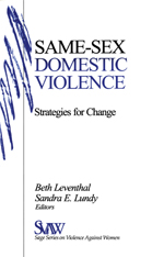 Same-Sex Domestic Violence: Strategies for Change