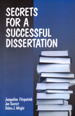 Secrets for a Successful Dissertation