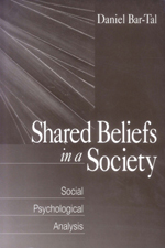 "Shared Beliefs <span class=""hi-italic"">in a</span> Society: Social Psychological Analysis"