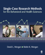 "<span class=""hi-bold"">Single-Case Research Methods</span> for the Behavioral and Health Sciences"
