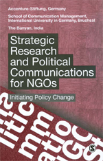 Strategic Research and Political Communications for NGOs: Initiating Policy Change