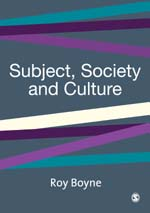 Subject, Society and Culture