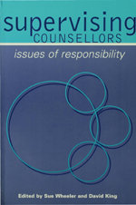 Supervising Counsellors: Issues of Responsibility