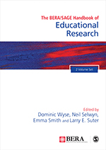 The BERA/SAGE Handbook of Educational Research: Two Volume Set