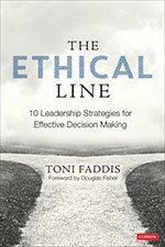 The Ethical Line: 10 Leadership Strategies for Effective Decision Making