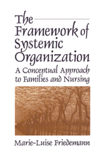 The Framework of Systemic Organization: A Conceptual Approach to Families and Nursing