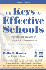 The Keys to Effective Schools: Educational Reform as Continuous Improvement
