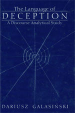 The Language of Deception: A Discourse Analytical Study