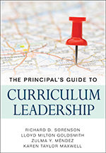 The Principal's Guide to Curriculum Leadership