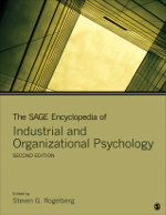 The SAGE Encyclopedia of Industrial and Organizational Psychology, 2nd edition