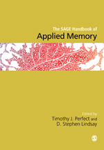 The SAGE Handbook of Applied Memory