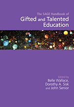 The SAGE Handbook of Gifted and Talented Education