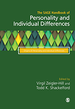 The SAGE Handbook of Personality and Individual Differences: Volume II: Origins of Personality and Individual Differences