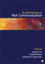 The SAGE Handbook of Risk Communication