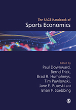 The SAGE Handbook of Sports Economics