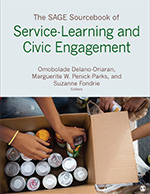 The SAGE Sourcebook of Service-Learning and Civic Engagement