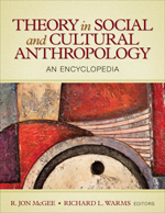 "Theory <span class=""hi-italic"">in</span> Social <span class=""hi-italic"">and</span> Cultural Anthropology: An Encyclopedia"