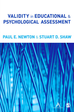 Validity in Educational & Psychological Assessment